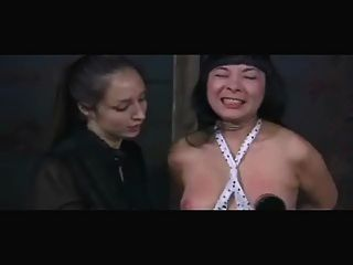 Lesbian Bdsm Training Of Asian Slave Nyssa Nevers
