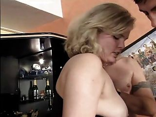 German Woman Like Cum