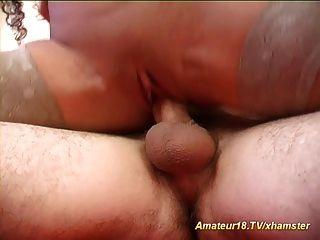 Busty Gymnast Loves Kamasutra Sex