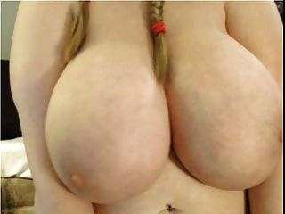 Huge Webcam Tits 7