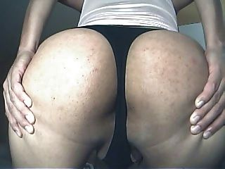 Sissy Lola Shakes Her Ass For Me