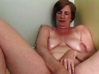 Nice Masturbation With And Sex Toys