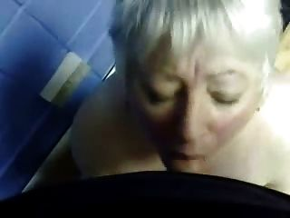 Cumming In Mouth Of My Mature Wife