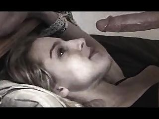 Bound Beauty Face Fucked & Facialized