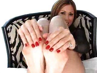 Wax My Feet