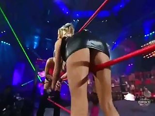 Velvet Sky In Leather Ass Loop