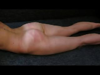 Husband Whipping Wife In The Ground ( Short Video )