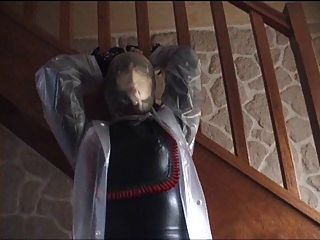 Rubberdoll Bound And Bagged