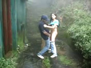 Mallu, Outdoor, Hill, Sex