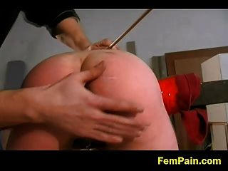 Twisted Bdsm Ropes And Candle Torment