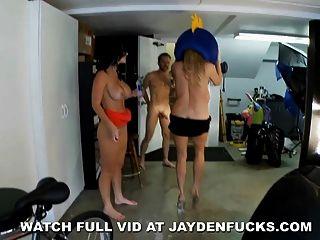 The Lovely Jayden Jaymes