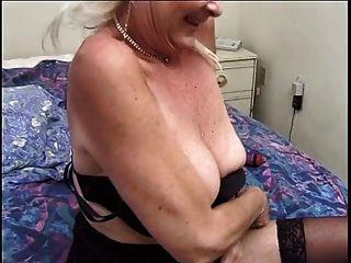 Sexy Hairy Granny