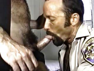 Smoking Cop Daddies