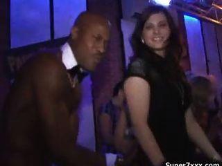 Orgy In Male Strip Club