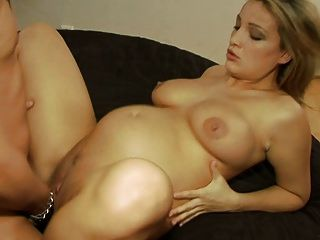 Blonde Pregnant Fucked