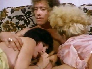 Petite Blonde Tramp Rides John Holmes In Bed