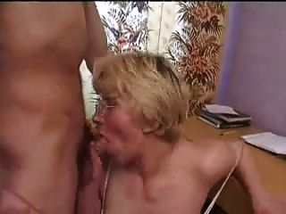 Russian Mature Wife Cheat On Her Man With My Young Friend