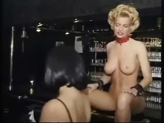 Dutch Mistress And Slave