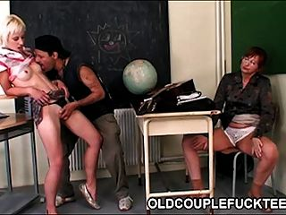 A Lesson Of Dirty Fucking