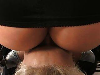 Her German Mistress