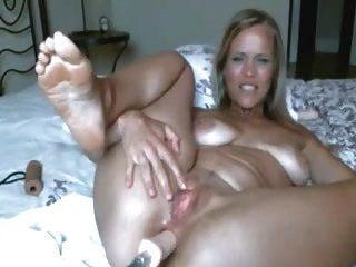 Milf Solo With Sexy Feet