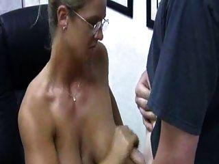 Milking Woman