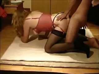 Hot Blonde Wife Homemade
