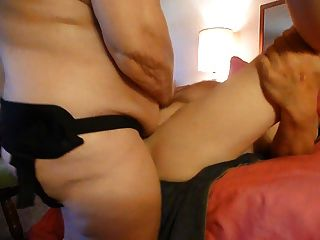 Stranp On Banging My Husband And Miking His Prostate