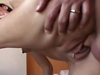 Short Haired Milf Kitty Fucking Big Cock