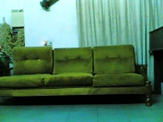 Indonesia- Indo Chick Pounded On The Couch