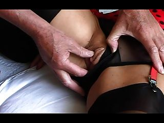 Ff Stockings And Sheer Panties Pt2