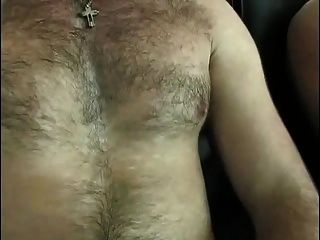 Hairy Str8 Hot Man With Fat Cock Be Sucked