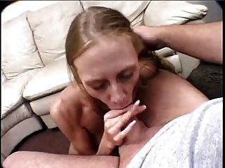 Little Cinderella Sucking A Cock