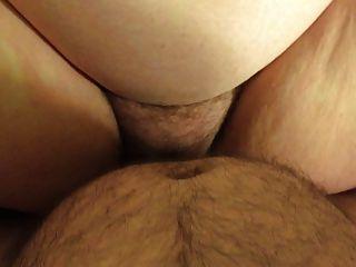My Bbw Slut Wife Sucks My Cock And Gets A Creampie Part 2