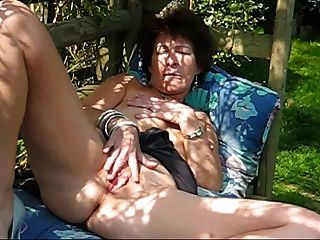 Sample Naughty British Granny