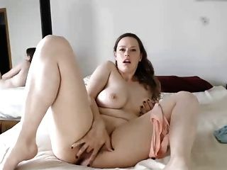 Anal Toy Fuck By This Big Tit Natural Girl