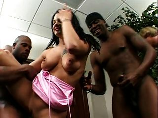 Belladonna Gangbang Auditions