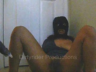 Masked Ebony