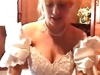 Smoking Bride