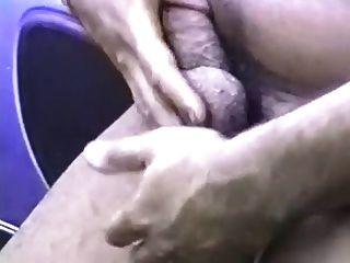 Bear Cop - Cock In Hand