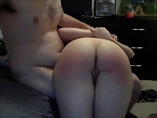 Spanking And Fingering Gf Nice Ass