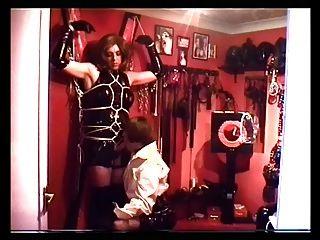 Alison Thighbootboy And Mistress Paula - Rope Bondage