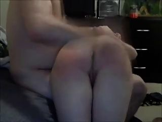 Bad Girl Over His Knee