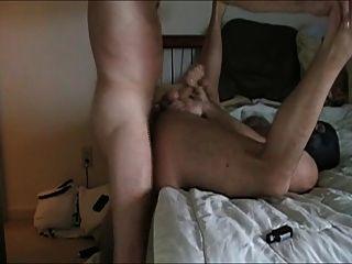 Very Verbal Top Breeds Bear Slave Cum Together
