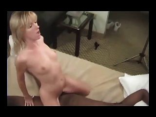 Creampie My Dirty Blonde Whore