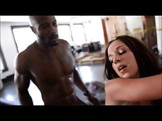 Hot Babe Takes Bbc Plus Bonus Cumshots