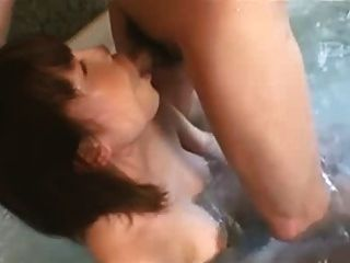 Really Hot Japanese With Fantastic Pierced Pussy Used