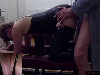 Blindfold Blowjob With Pussy View Little Sunshine Milf