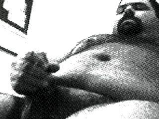 Hairy Chubby Bear Jo4