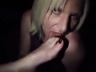 Lesbian Slave Worship Feet In Club Party
